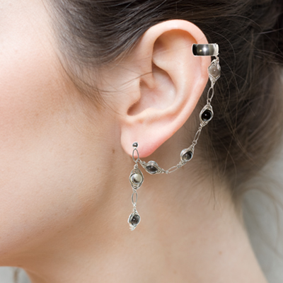 How To Wear Slave Earrings