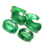 Emerald is the birthstone for Cancer